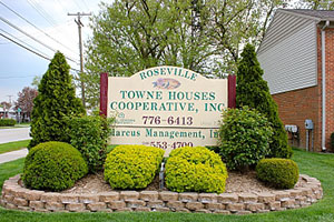 Roseville Towne Houses Cooperative